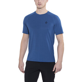 Black Diamond Watchtower t-shirt Heren blauw